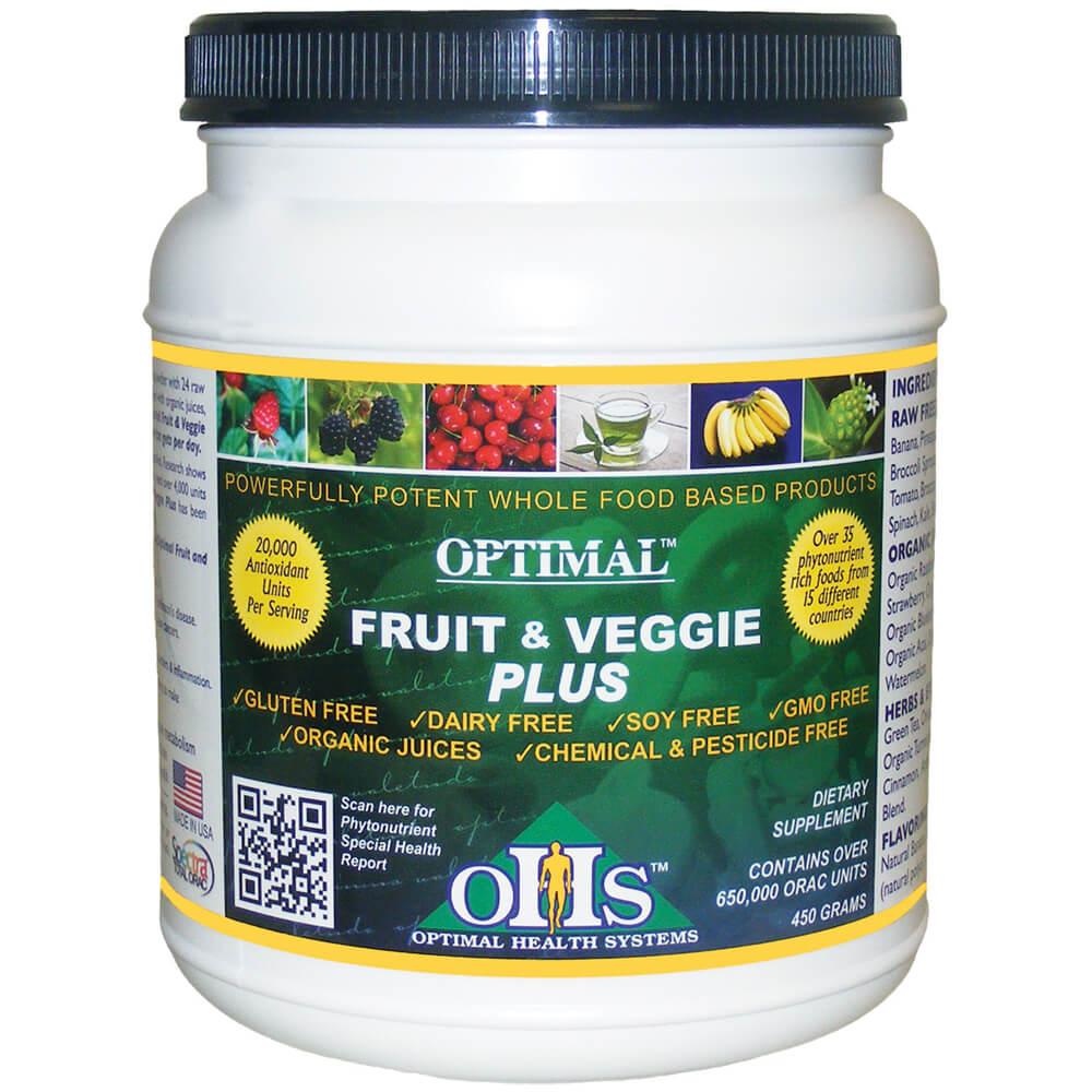 Fruit & Veggies Plus
